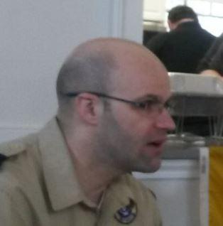 Steve Sacovitch, Den Leader